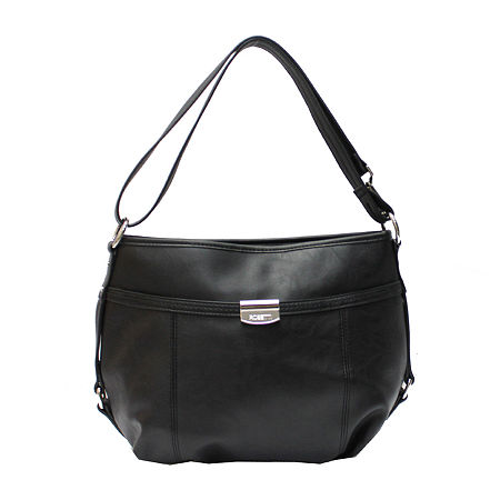 Rosetti Round About Reface Convertible Shoulder Bag, One Size , Black