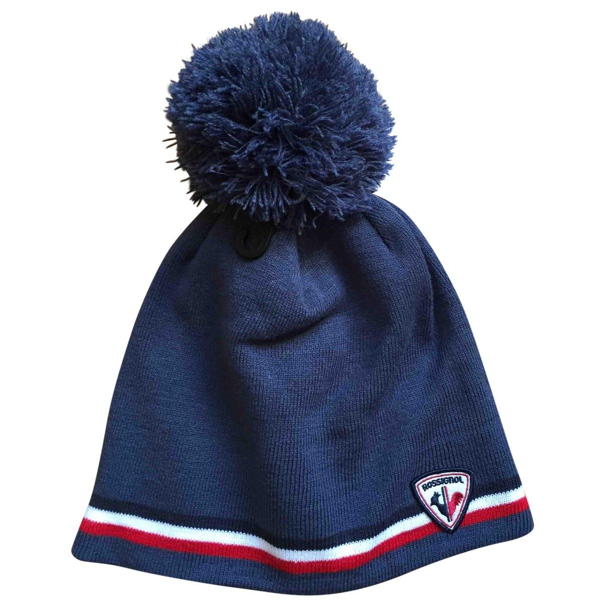 Rossignol - Chapeau & Bonnets   pour homme - bleu