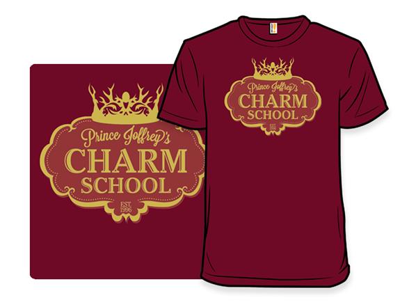 Charm School T Shirt