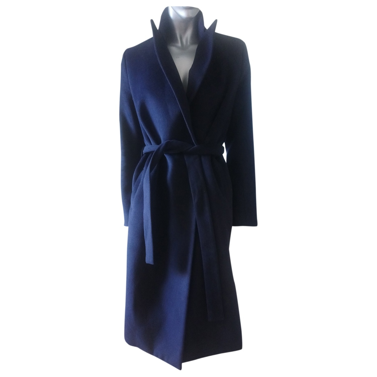 Impérial \N Blue coat for Women 38 IT