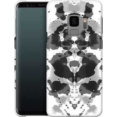 Samsung Galaxy S9 Smartphone Huelle - Mind Games Black von caseable Designs