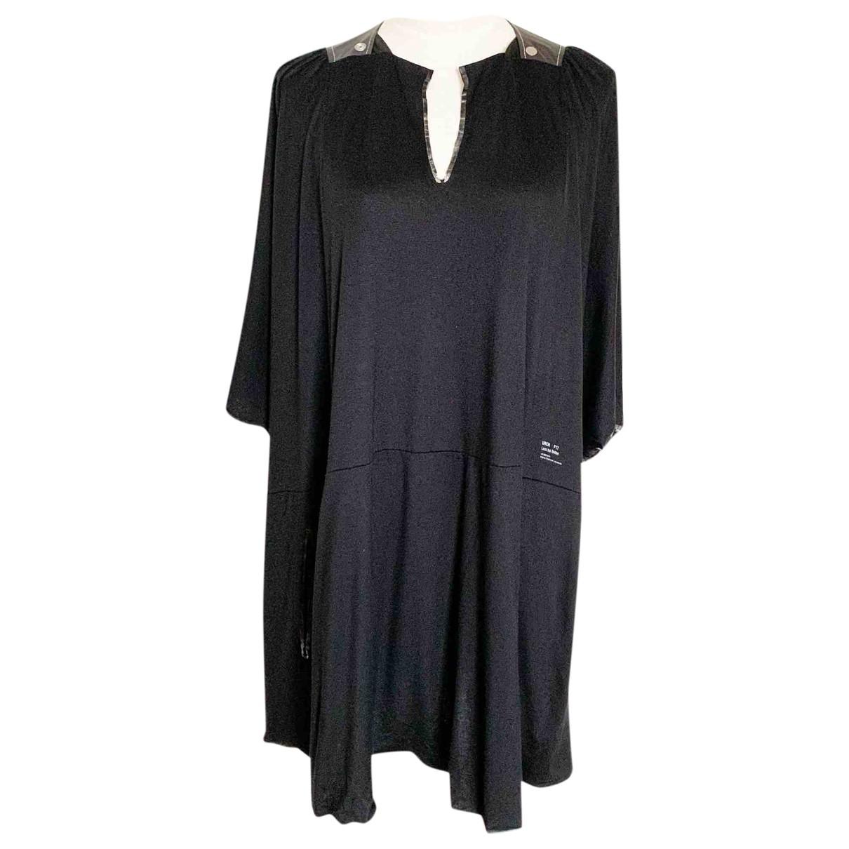 Undercover \N Black Cotton dress for Women 1 0-5