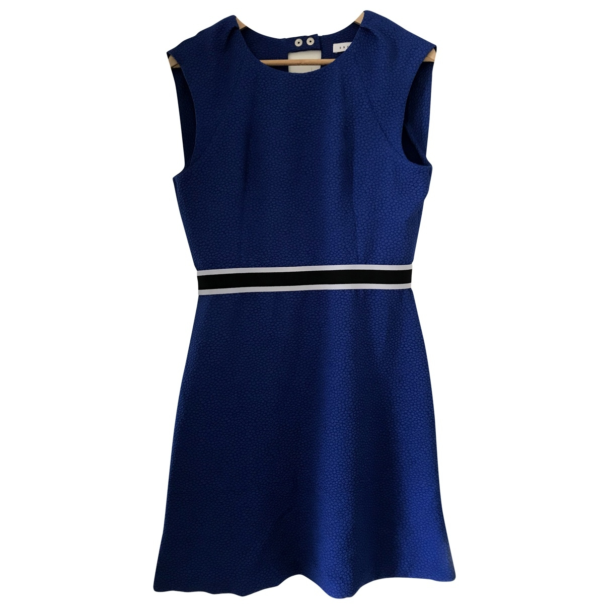 Sandro \N Blue dress for Women 40 FR