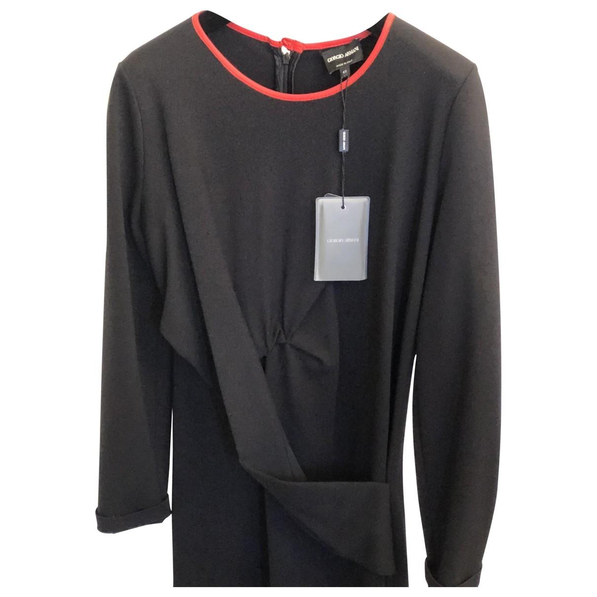 Giorgio Armani - Robe   pour femme - noir