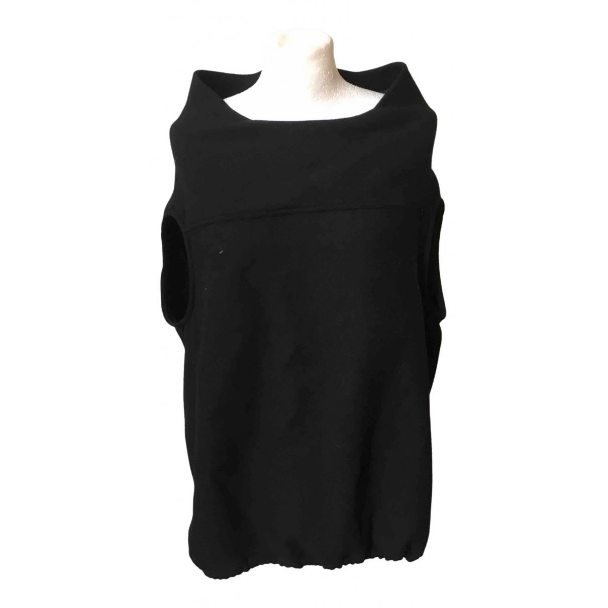 Rick Owens - Pull   pour femme en laine - noir