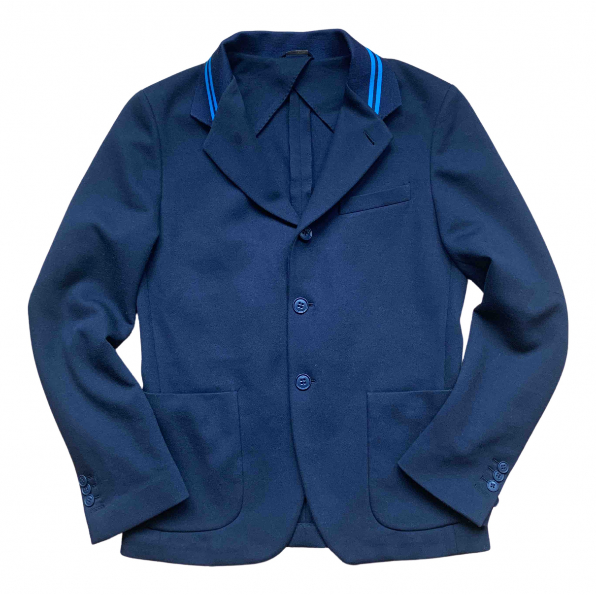 Fendi \N Navy jacket  for Men 48 IT