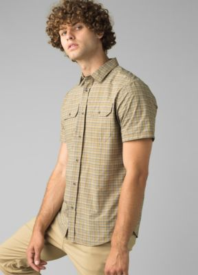 Cayman Plaid Shirt