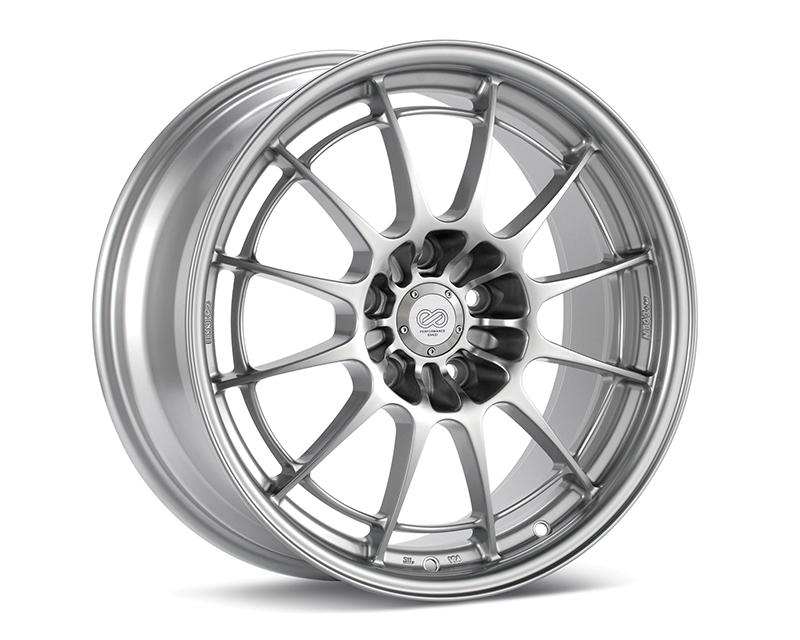 Enkei NT03+M Wheel Racing Series Silver 18x8 5x120.0 35mm