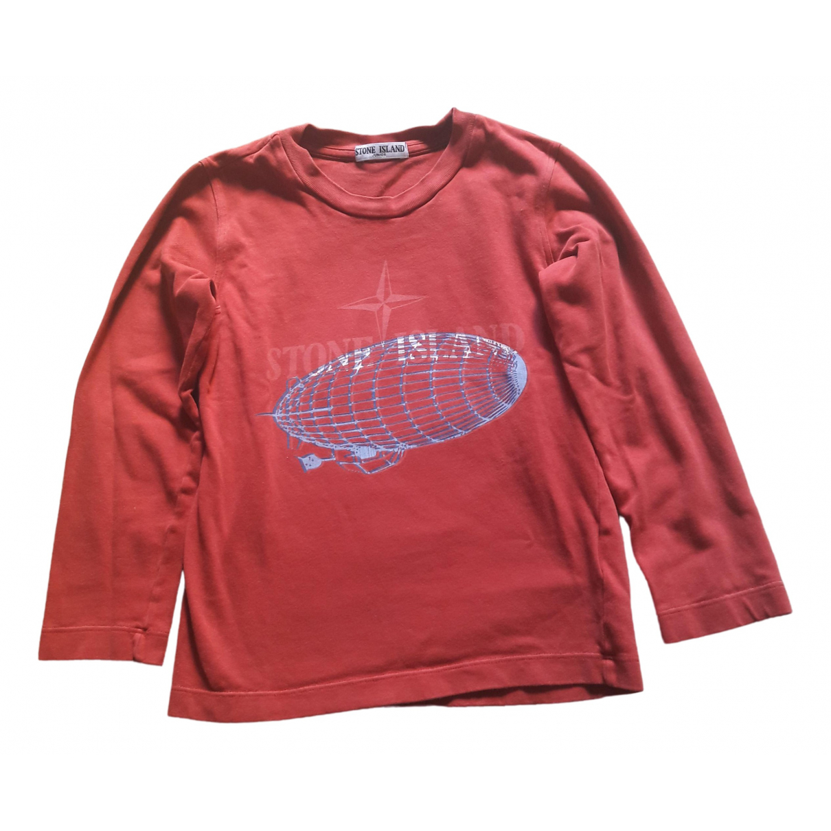 Stone Island \N Khaki Cotton  top for Kids 6 years - up to 114cm FR