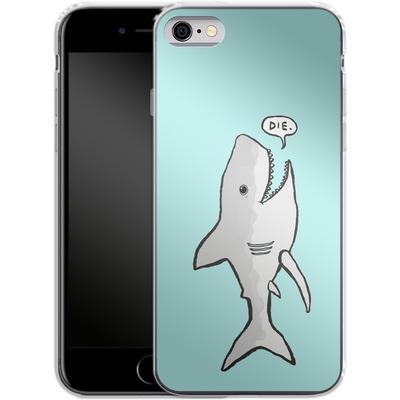 Apple iPhone 6s Silikon Handyhuelle - Die von caseable Designs