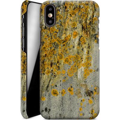 Apple iPhone X Smartphone Huelle - Rock 3 von Joy StClaire