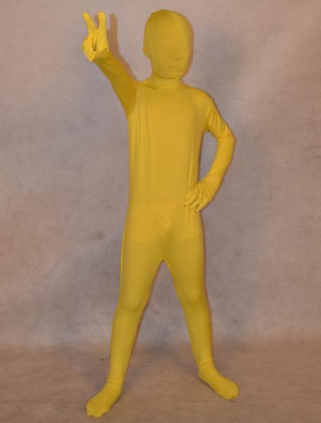 Milanoo Halloween Lycra Zentai Suits For Kids Halloween