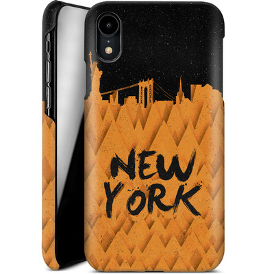 Apple iPhone XR Smartphone Huelle - New York City von Danny Ivan