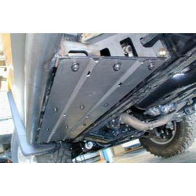 ARB Skid Plate (Gray Powdercoat) - 3568010