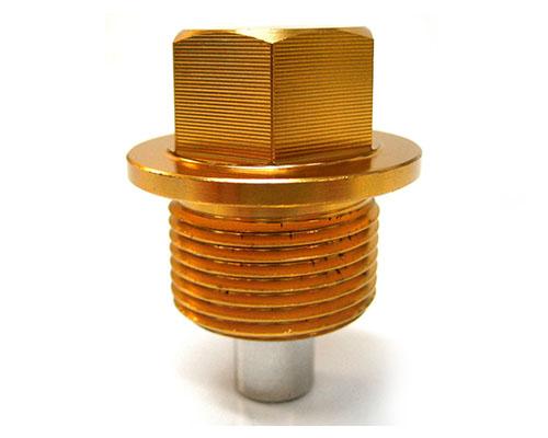 TiTek Magnetic Oil Drain Plug Gold M20 x P1.50
