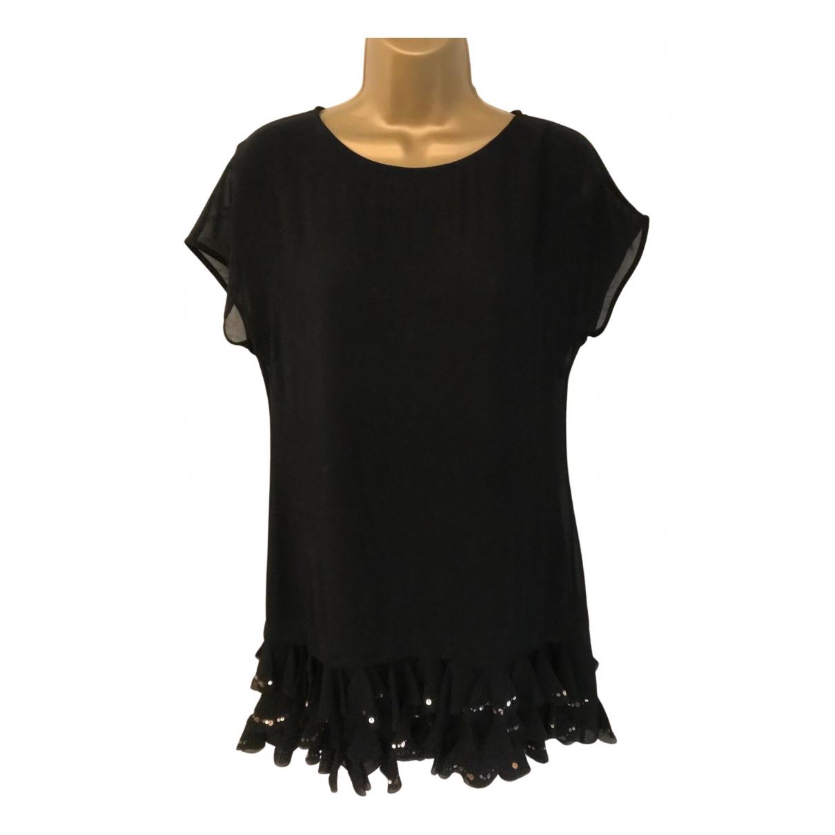 Ted Baker \N Kleid in  Schwarz Polyester