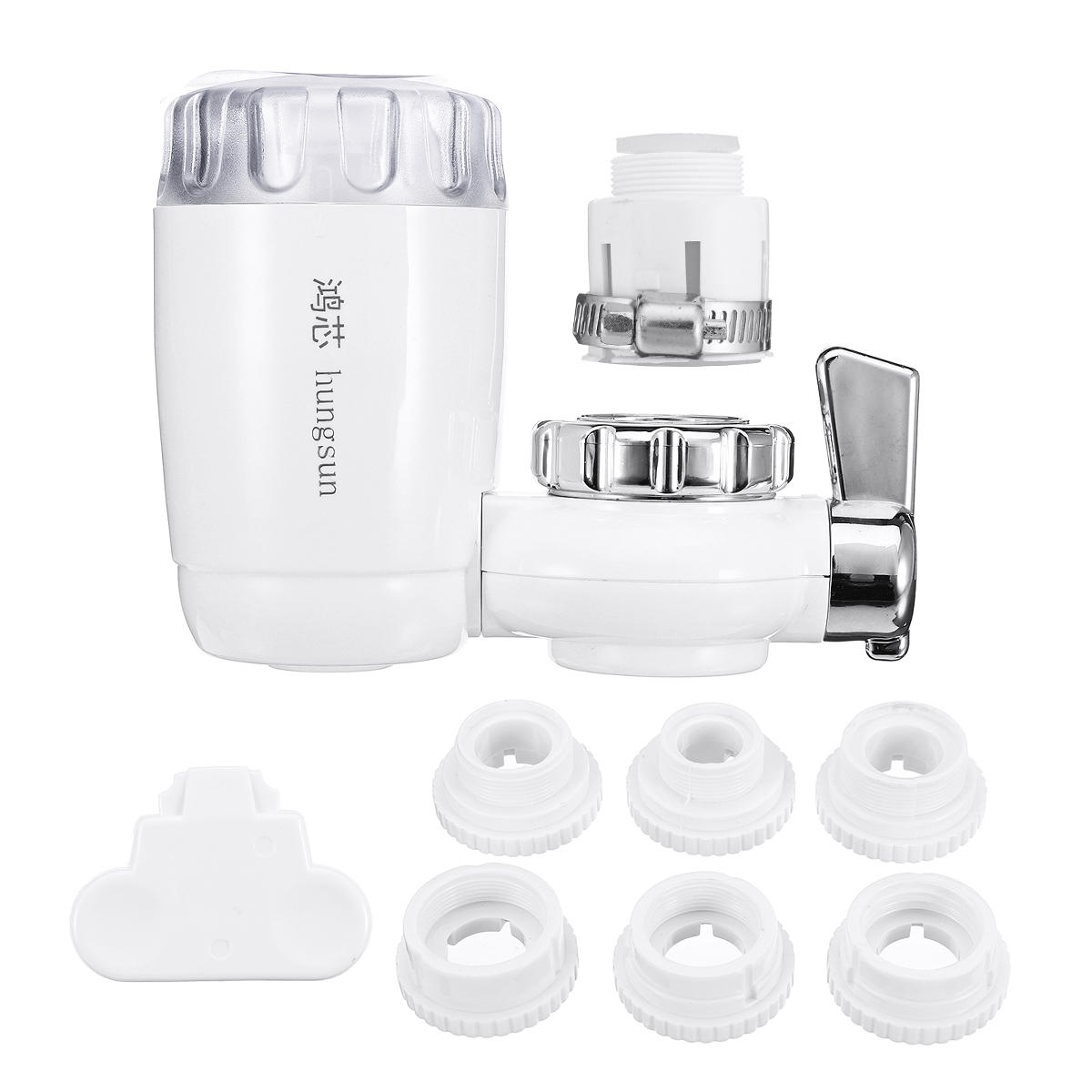 Home Kitchen Drinking 8-Stage On-Tap Water Filters Purifier Faucet Filtration System