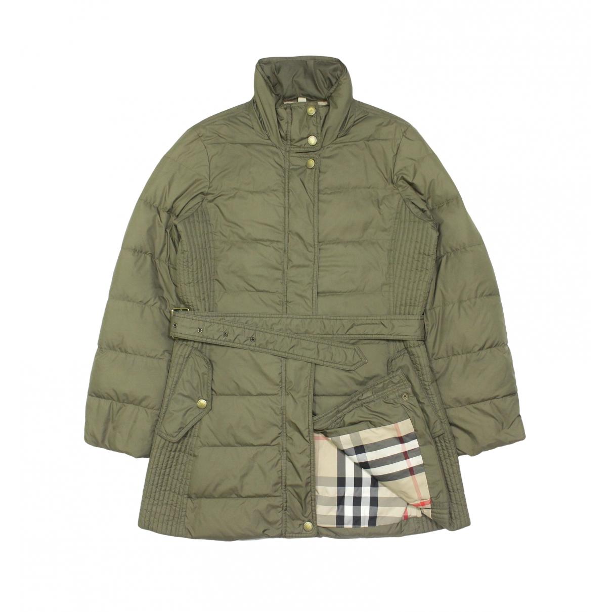 Burberry \N Khaki coat for Women M International