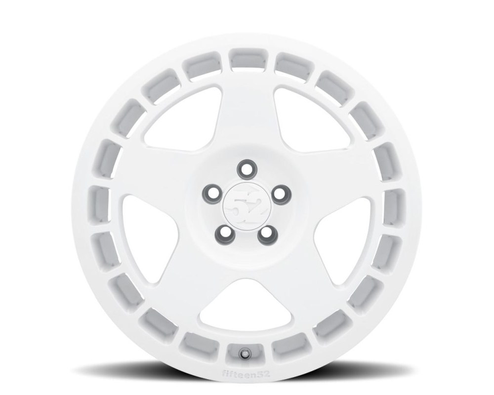 Fifteen52 Turbomac Wheel Rally White 18x8.5 5x108 42mm
