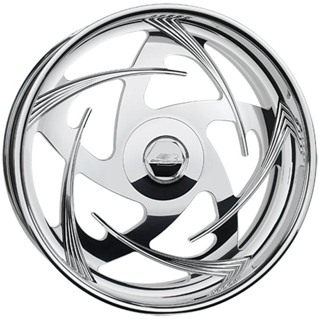 Billet Specialties GS53261Custom GS53 Wheels 26x10
