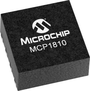 Microchip MCP1810T-33I/J8A, LDO Regulator, 150mA, 3.3 V 8-Pin, VDFN (3300)