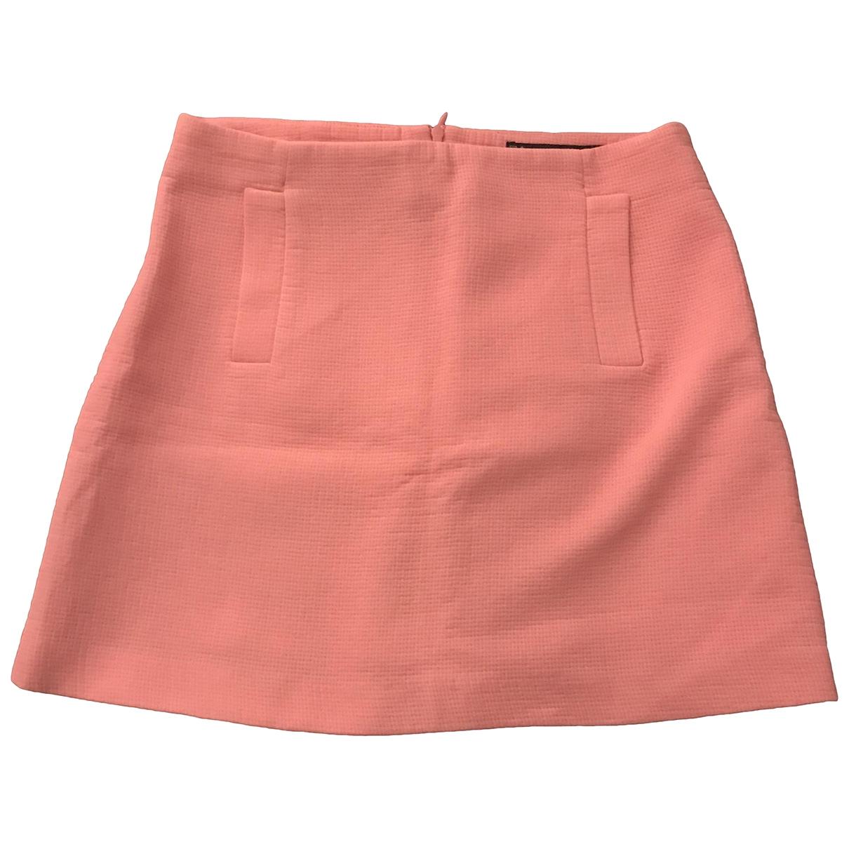 Zara \N Pink skirt for Women M International