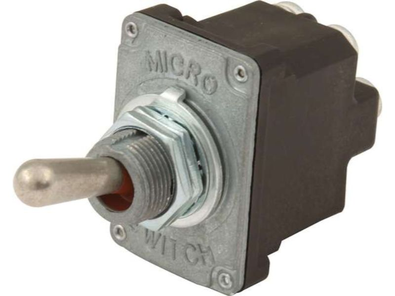 Quickcar Racing Products On-On Crossover Toggle Switch-6 post