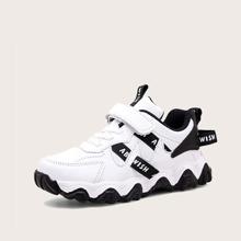Jungen Sneakers mit Buchstaben Band Dekor