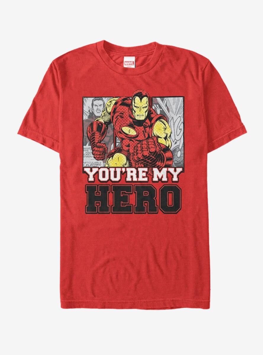 Marvel Iron Man My Hero T-Shirt