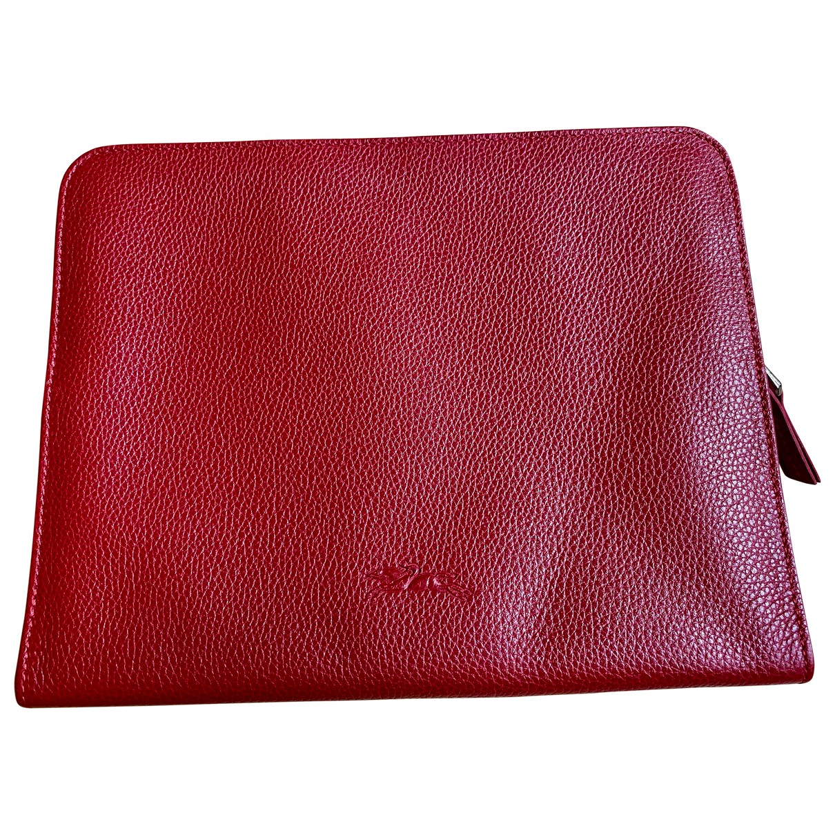 Pochette de Cuero Longchamp