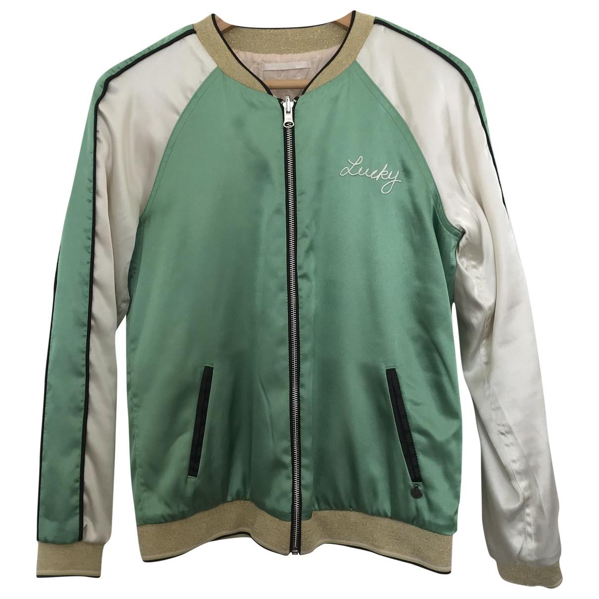 Maison Scotch \N Green jacket for Women S International