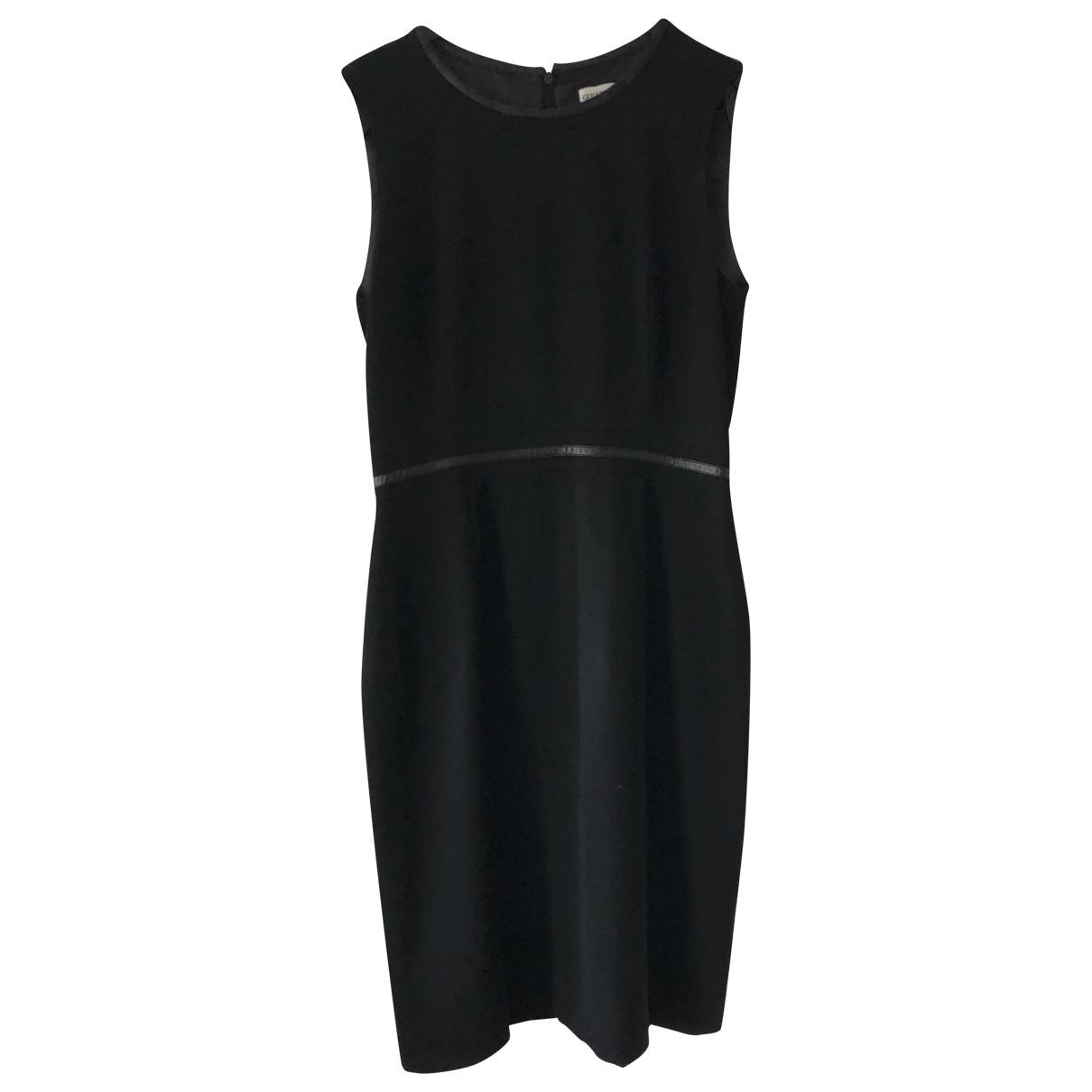 Gerard Darel \N Kleid in  Schwarz Wolle