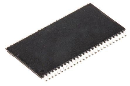 Winbond W9812G6KH-6I, SDRAM 128Mbit Surface Mount, 166MHz, 54-Pin TSOP (108)