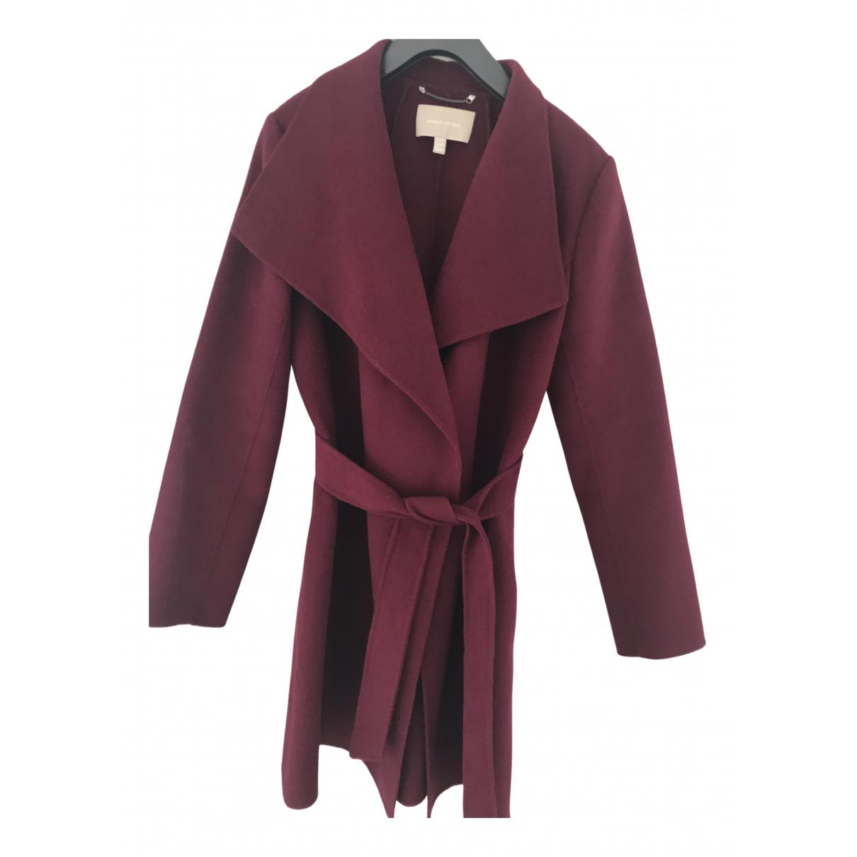 Banana Republic - Manteau   pour femme en laine - rose