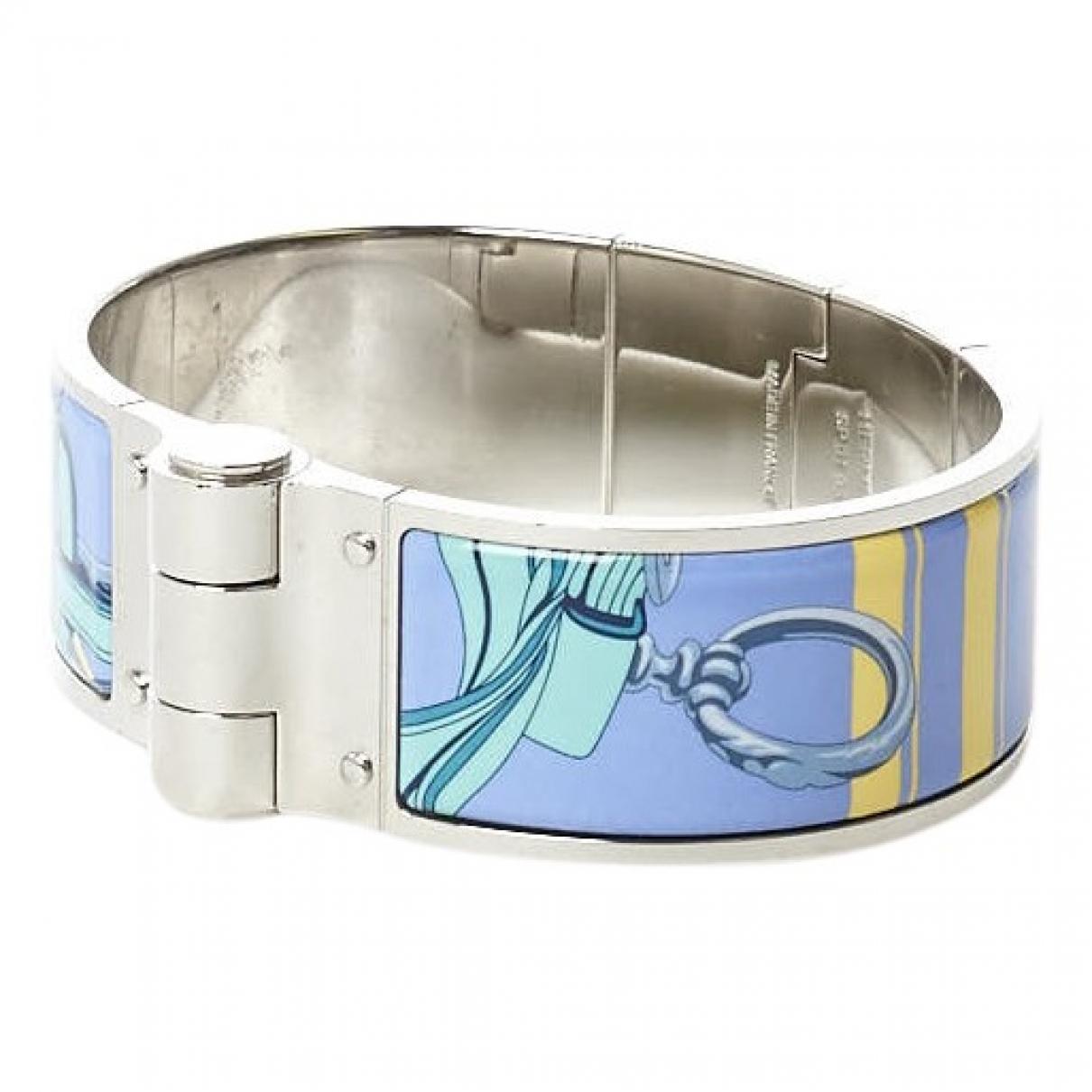 Hermès Bracelet Charnière Metal bracelet for Women \N