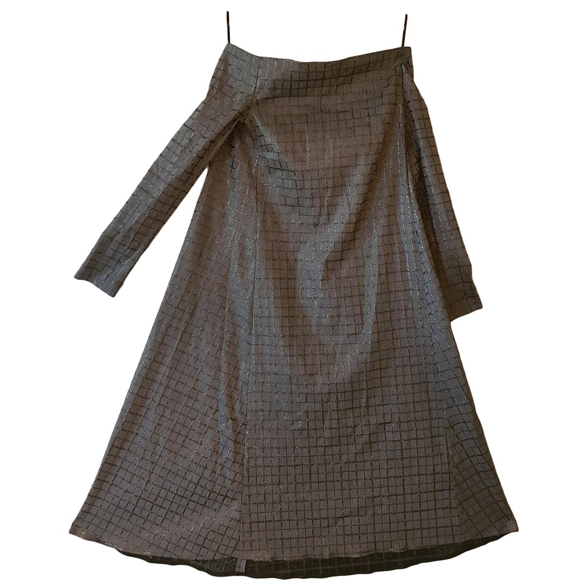 Scanlan & Theodore - Robe   pour femme - argente