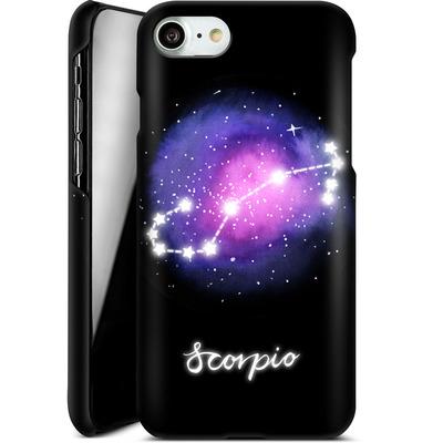 Apple iPhone 8 Smartphone Huelle - SCORPIO von Becky Starsmore