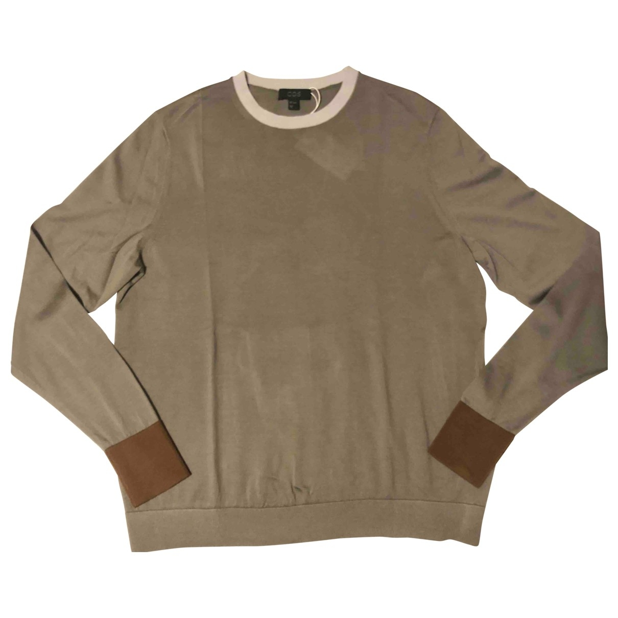 Cos \N Pullover.Westen.Sweatshirts  in  Bunt Wolle