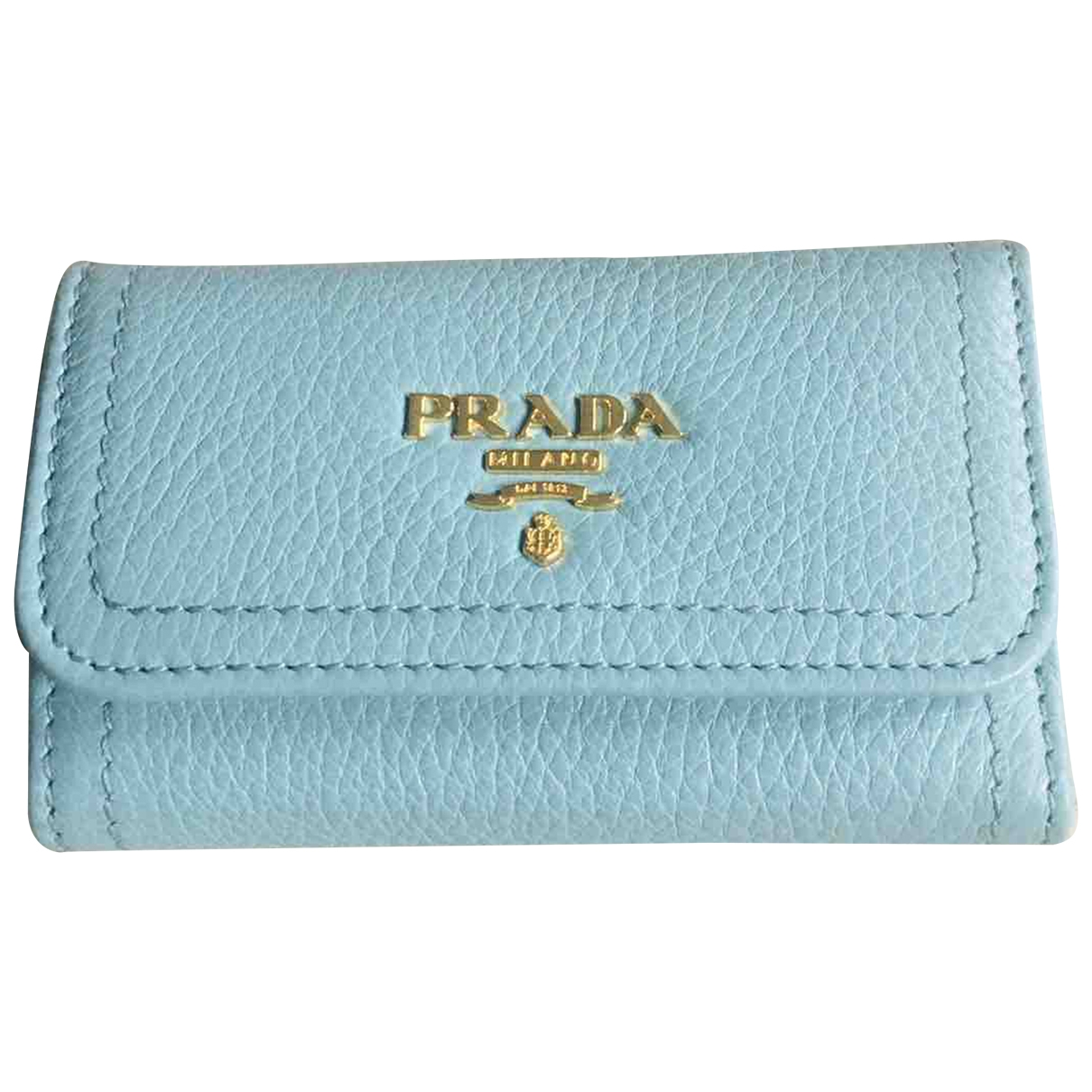Prada \N Leather Purses, wallet & cases for Women \N