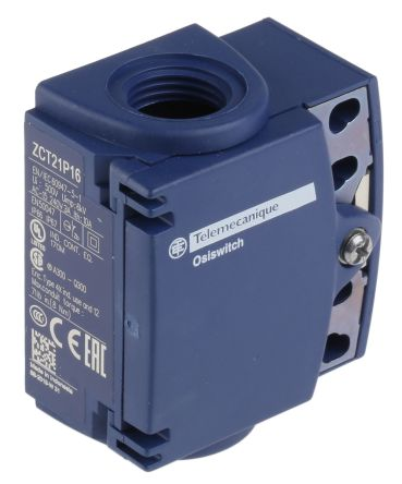Telemecanique Sensors , Snap Action Limit Switch - Plastic, NO/NC, 240V, IP66, IP67
