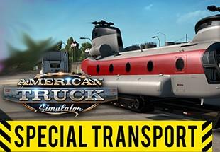 American Truck Simulator - Special Transport DLC EU Steam CD Key