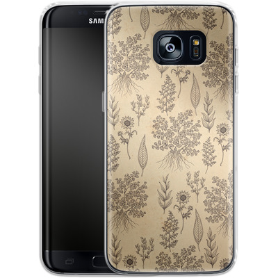 Samsung Galaxy S7 Edge Silikon Handyhuelle - Natura von Daniel Martin Diaz