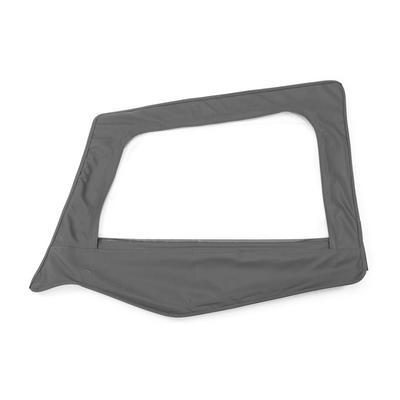 MasterTop Replacement Driver Side Upper Door Skin (Black Diamond) - 16014135