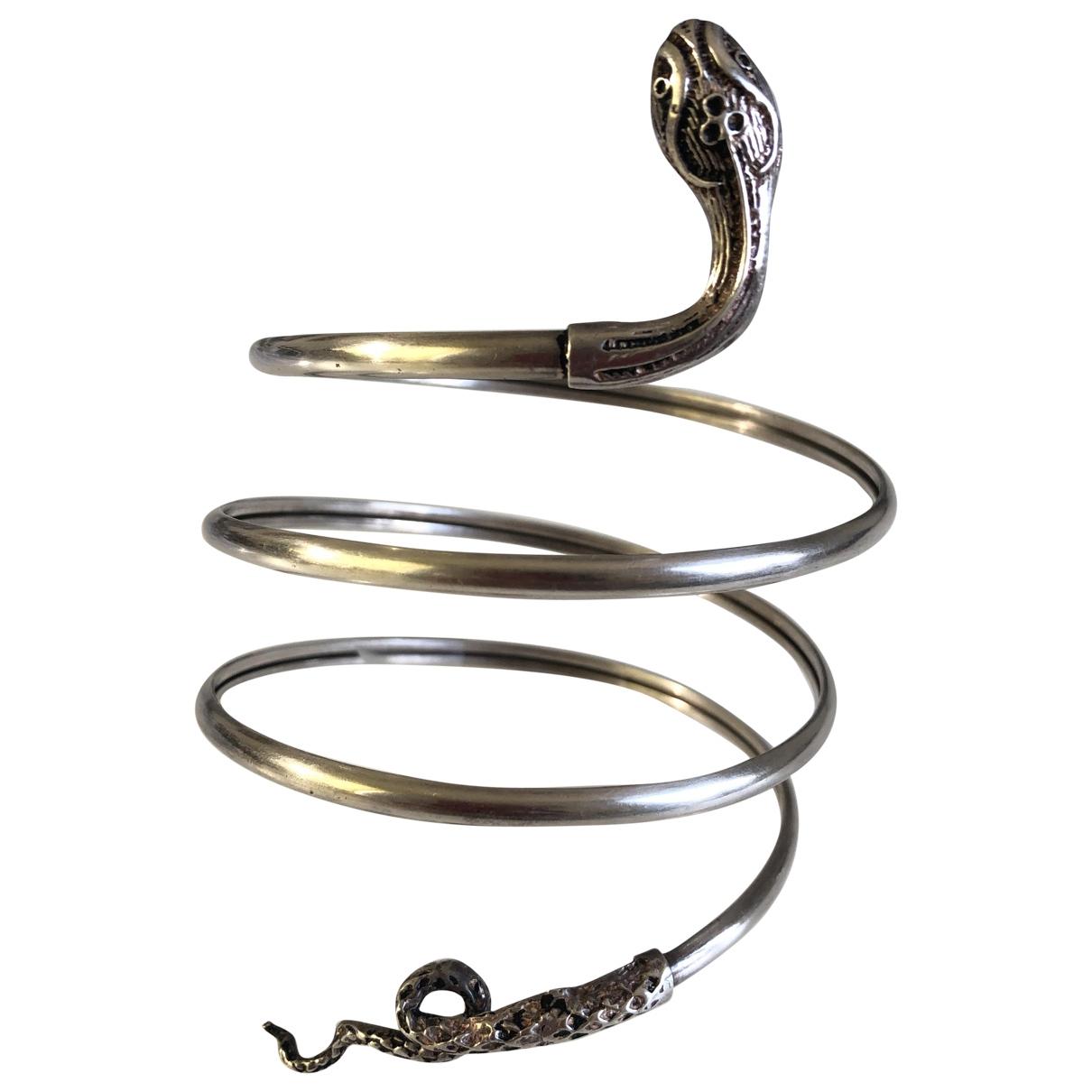 - Bracelet Motifs Animaliers pour femme en argent - argente