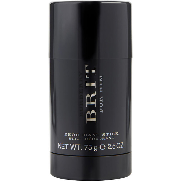 Burberry - Brit Pour Homme : Deodorant Stick 2.5 Oz / 75 ml