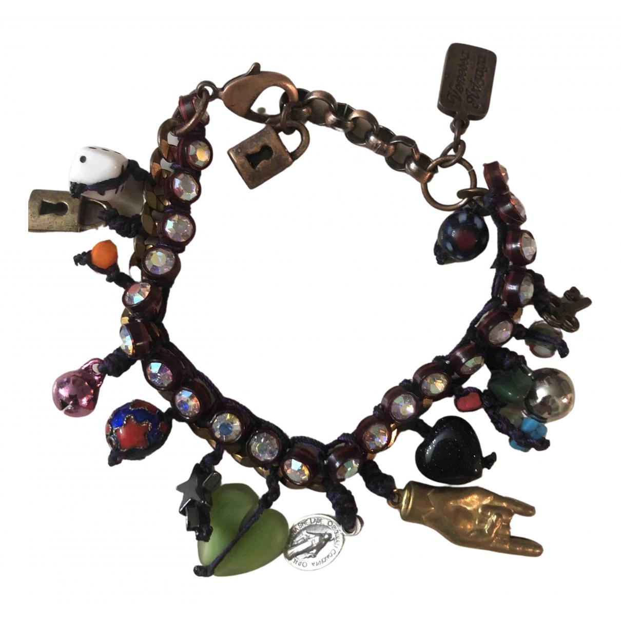 Venessa Arizaga \N Armband in  Bunt Metall
