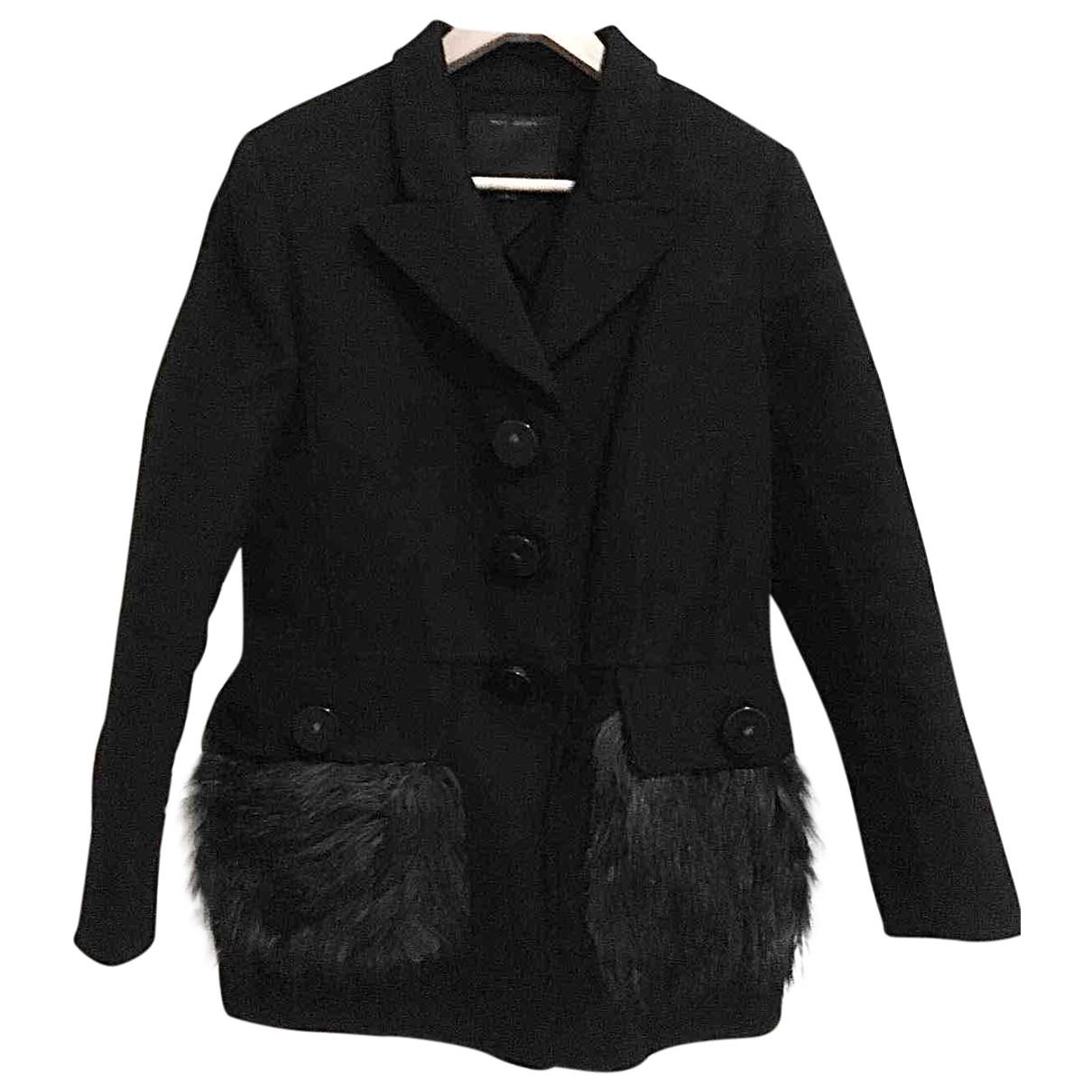 Marc Jacobs \N Black Wool coat for Women M International