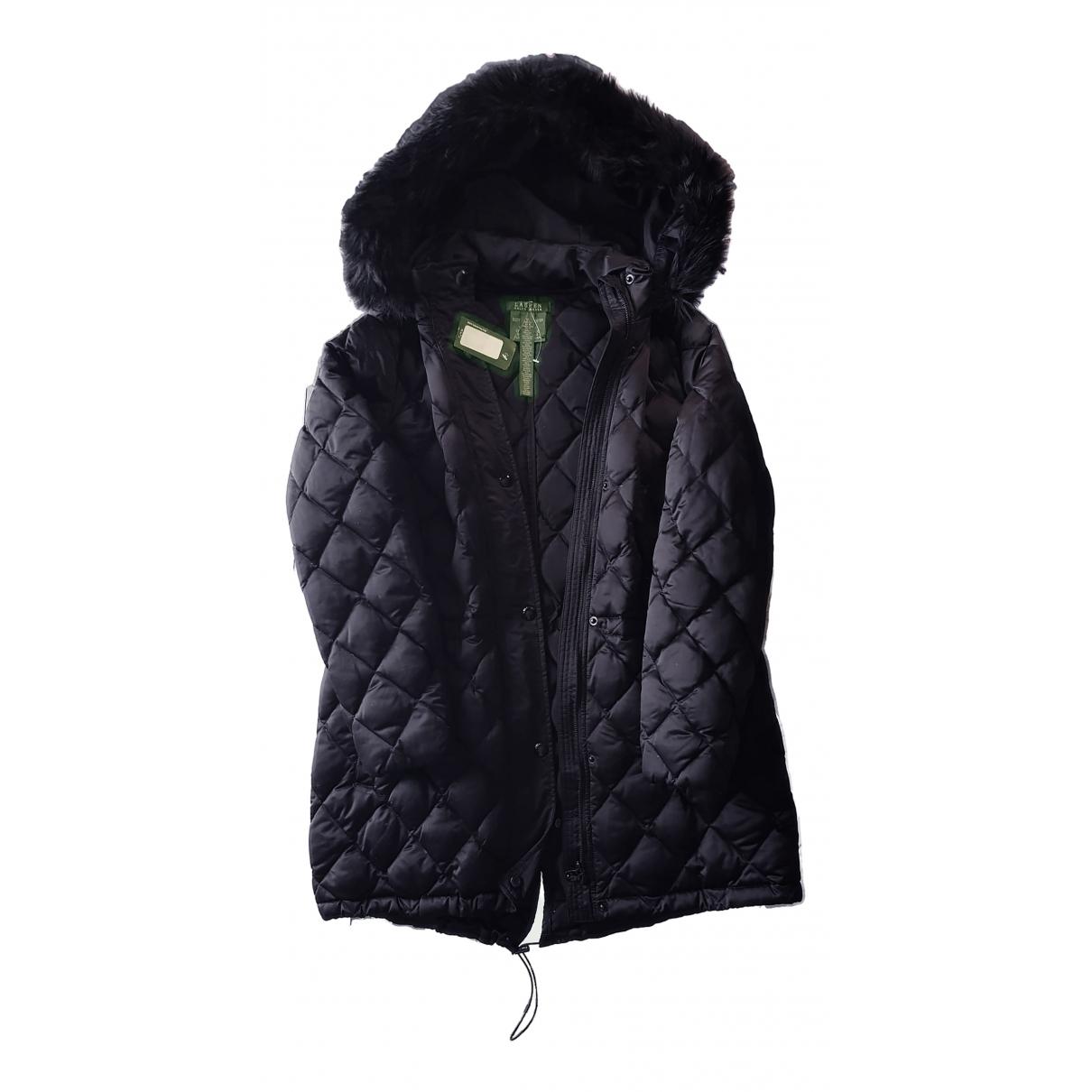 Lauren Ralph Lauren N Black coat for Women M International