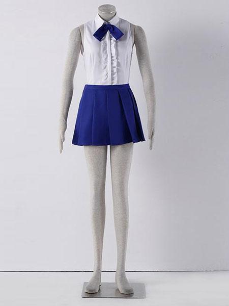 Milanoo Fairy Tail Lucy Heartphilia Halloween Cosplay Costume  Halloween