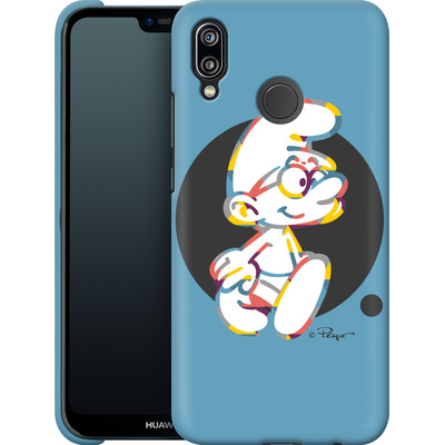 Huawei P20 Lite Smartphone Huelle - Rainbow Smurf von The Smurfs